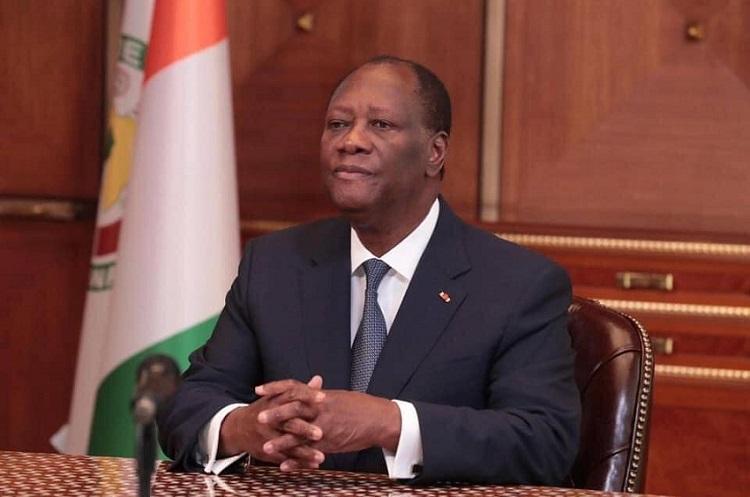 Message à la Nation,Alassane Ouattara,Nouvel an