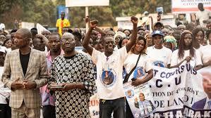 Présidentielle,Centrafrique