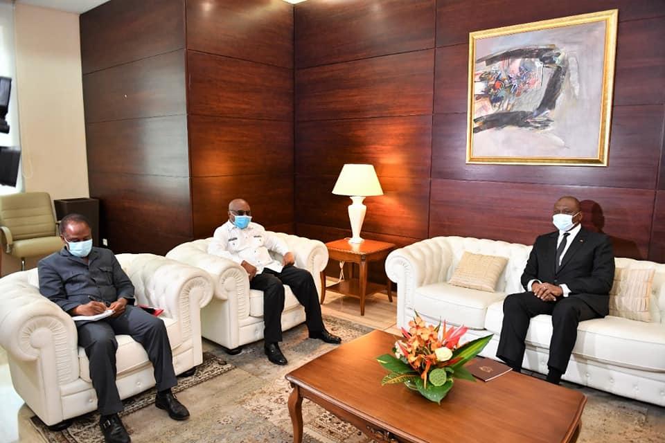 Retour de Gbagbo,échange Hamed Bakayoko-Assoa Adou,Laurent Gbagbo