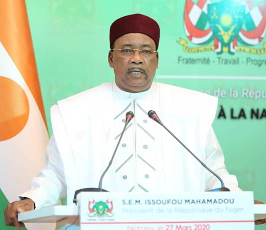 Nigier,Issoufou Mahamadou,quitte,le pouvoir