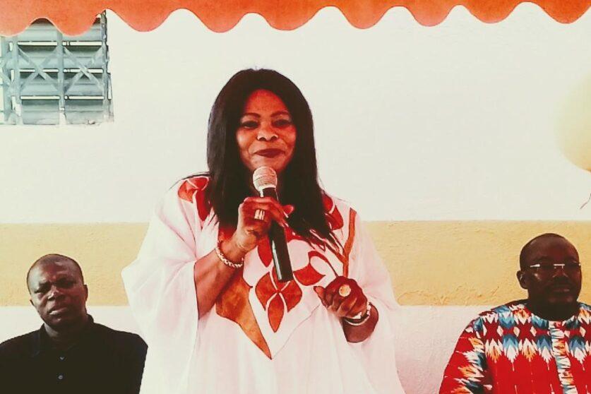 candidature,législatives,Cathérine Koné,Niakara