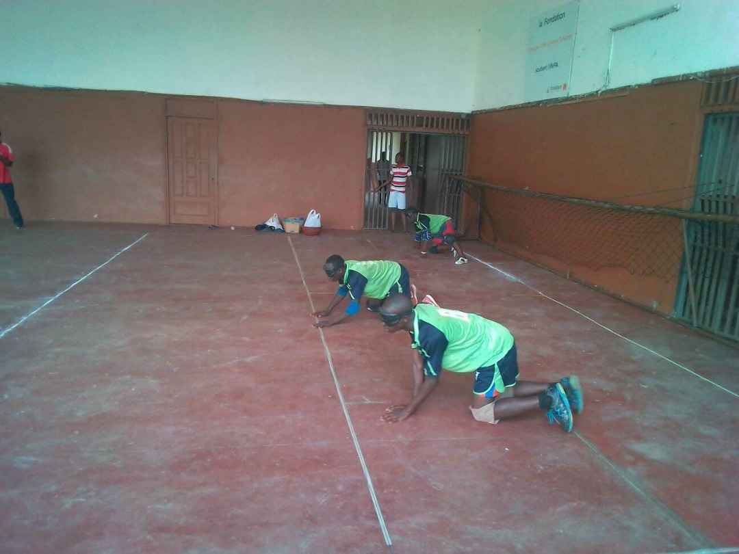 Volley-ball,Goalball