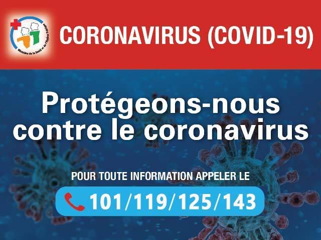Coronavirus,Covid-19,Point de la situation