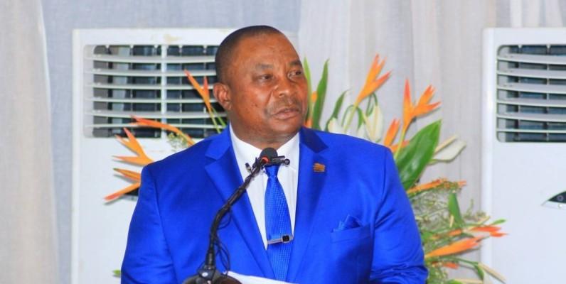 Grève filière café-cacao,Ministre Adjoumani