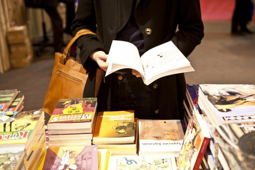 litterature-le-salon-du-livre-de-paris-reporte-a-mai