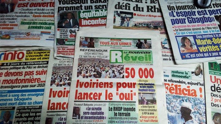 revue-de-presse-les-legislatives-et-le-deces-de-fologo-font-la-une-des-journaux-ivoiriens