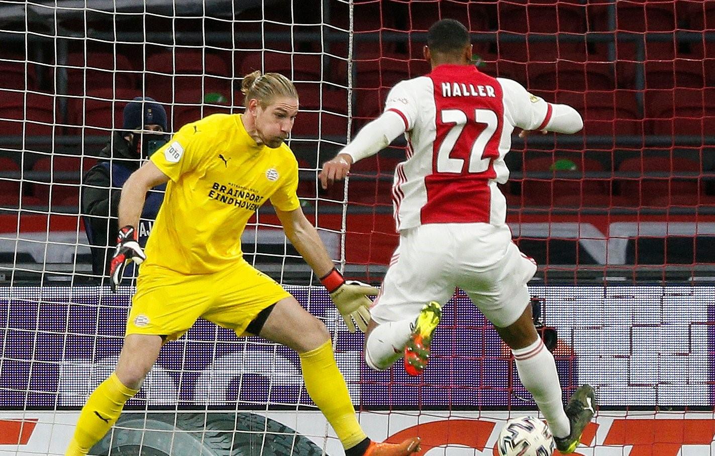 Football,Sebastien Haller,Pays-bas,Ajax Amsterdarm
