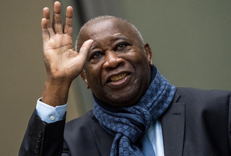 Laurent Gbagbo,Retour,FPI
