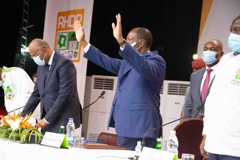 Législatives,investiture,candidats,EHDP
