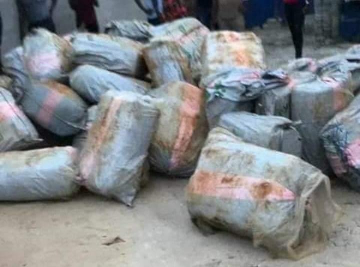 nouvelle-saisie-de-7-tonnes-de-drogue-a-abidjan-un-suspect-interpelle