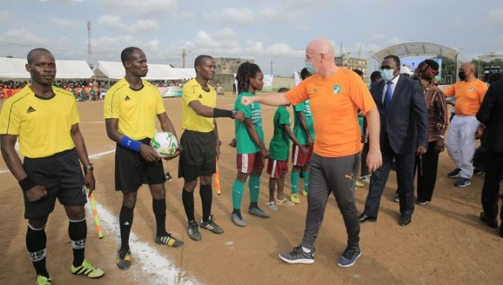 le-championnat-panafricain-interscolaire-de-la-caf-lance-a-partir-dabidjan