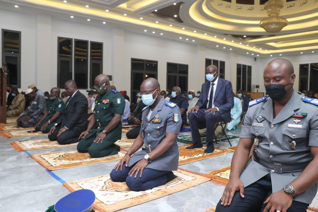 rupture-collective-de-jeune-des-fds-le-ministre-de-la-defense-exhorte-a-oeuvrer-pour-la-paix-la-fraternite-et-lentente