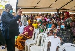 Accès à l'au potable,Laurent Tchagba,Anyama