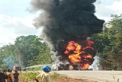 Logoualé,explosion,camions citernes