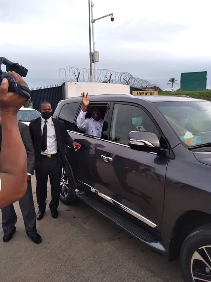visite-privee-a-kinhsasa-laurent-gbagbo-a-regagne-abidjan-ce-mercredi