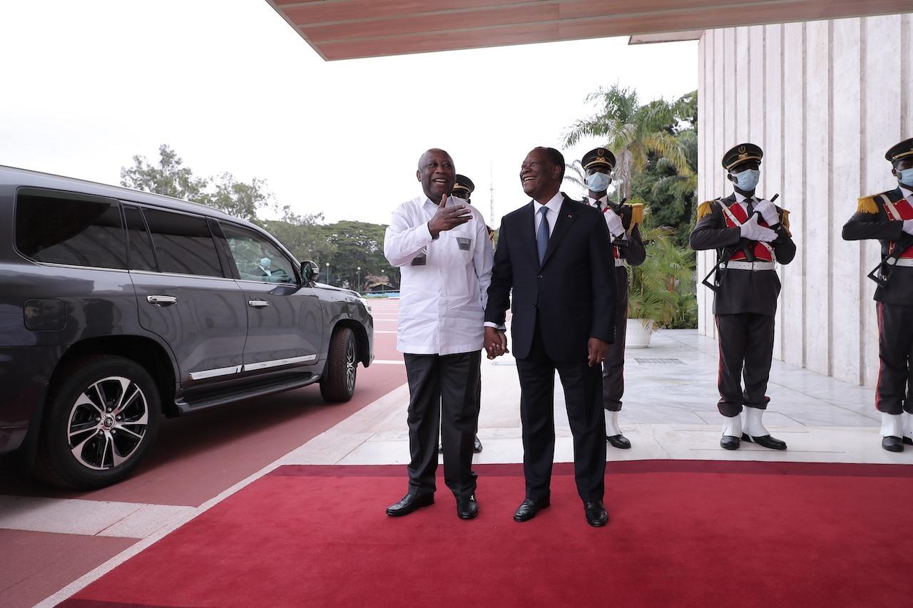 alassane-ouattara-et-laurent-gbagbo-se-sont-parle-quotfraternellement-et-amicalementquot-ce-jeudi