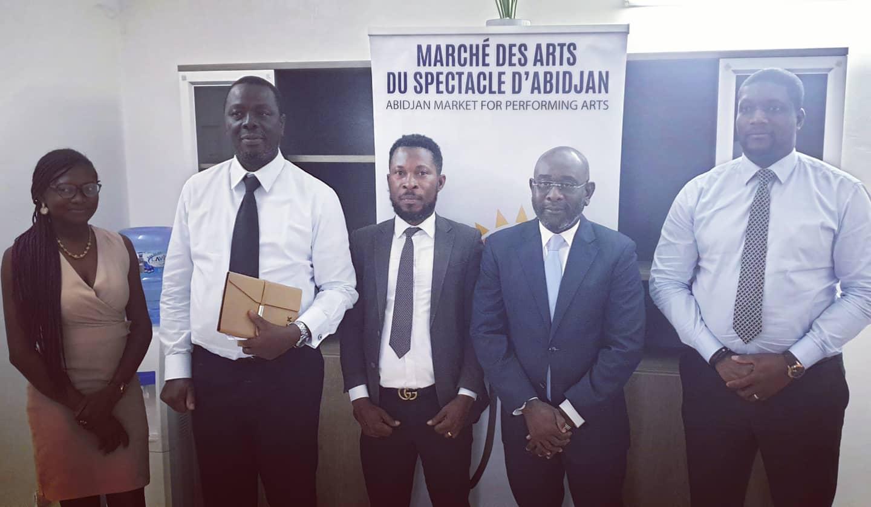 marche-des-arts-du-spectacle-dabidjan-masa-le-nouveau-dg-devoile-ses-ambitions-aux-journalistes-culturels