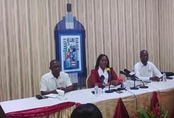 MUGEFCI,Election,Dr Laurence Kamara