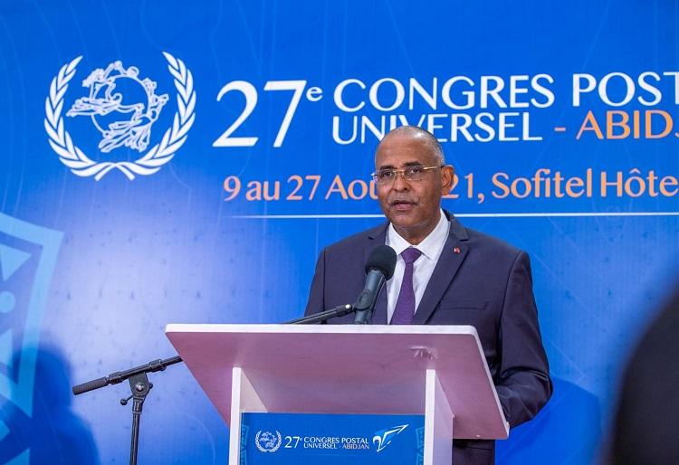 cloture-du-27eme-congres-postal-universel-le-premier-ministre-patrick-achi-salue-les-reformes-pour-la-viabilite-de-lupu
