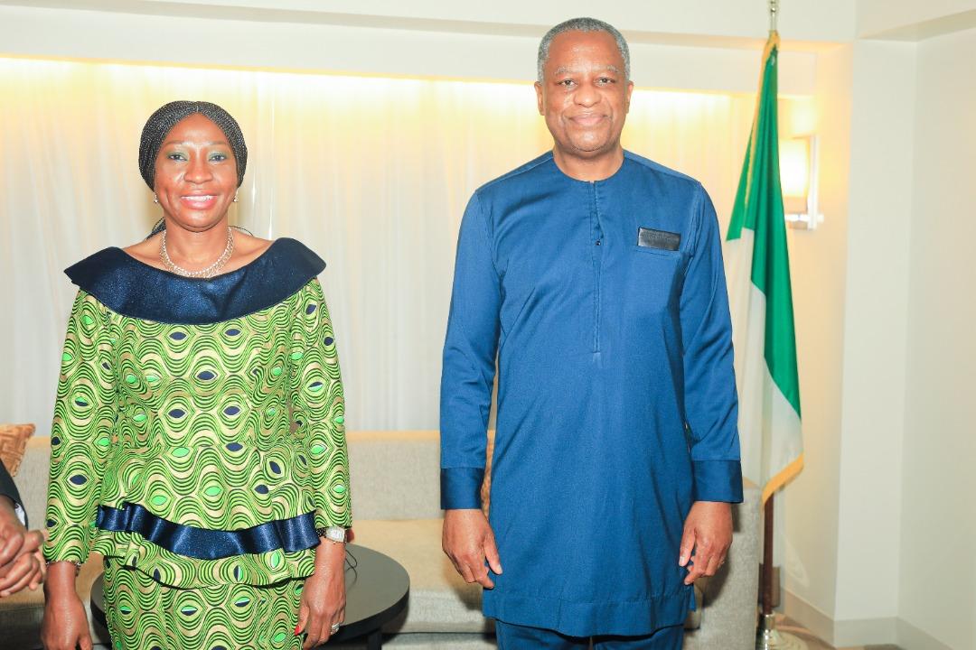 76e-assemblee-generale-de-lonu-la-cote-divoire-et-le-nigeria-echangent-sur-la-reforme-de-la-cedeao