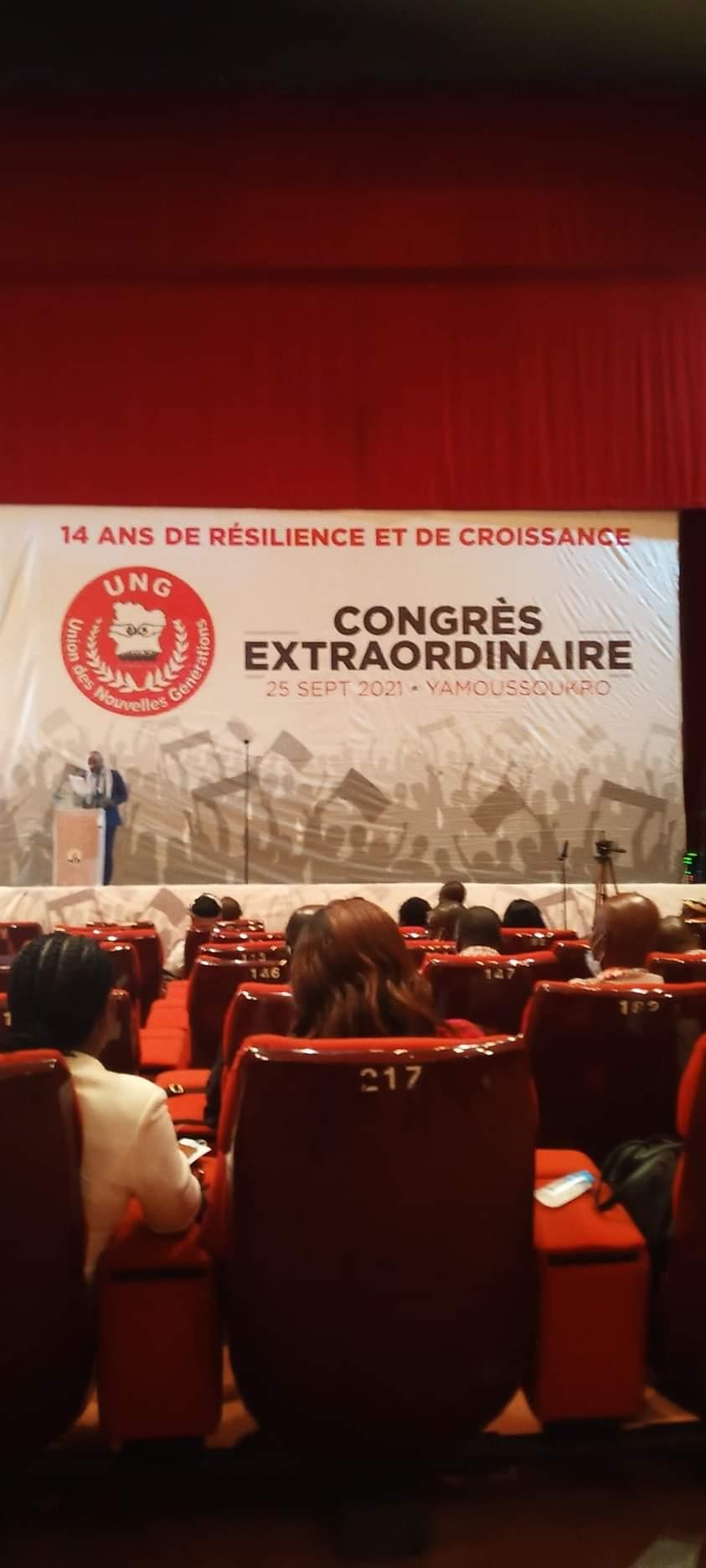 congres-extraordinaire-de-lunion-des-nouvelles-generations-plus-de-5000-delegues-prennent-dassaut-la-fondation-felix-houphouet-boigny-de-yamoussoukro